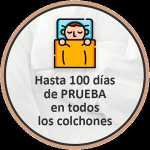 100 días de prueba de tu colchon