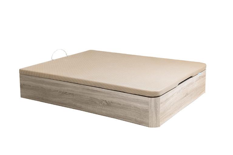 Canapé abatible madera MUSA Relax cerrado